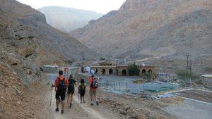 Leopard Canyon, Wadi Qada'a, Ras Al Khaimah, Émirats Arabes Unis 2