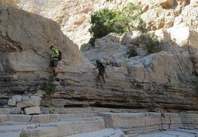 Leopard Canyon, Wadi Qada'a, Ras Al Khaimah, Émirats Arabes Unis 33