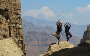 Leopard Canyon, Wadi Qada'a, Ras Al Khaimah, Émirats Arabes Unis 34