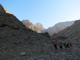 Leopard Canyon, Wadi Qada'a, Ras Al Khaimah, Émirats Arabes Unis 3