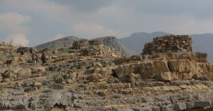 Leopard Canyon, Wadi Qada'a, Ras Al Khaimah, Émirats Arabes Unis 39