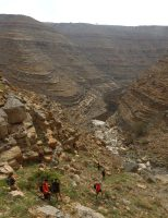 Leopard Canyon, Wadi Qada'a, Ras Al Khaimah, Émirats Arabes Unis 43