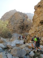 Leopard Canyon, Wadi Qada'a, Ras Al Khaimah, Émirats Arabes Unis 8