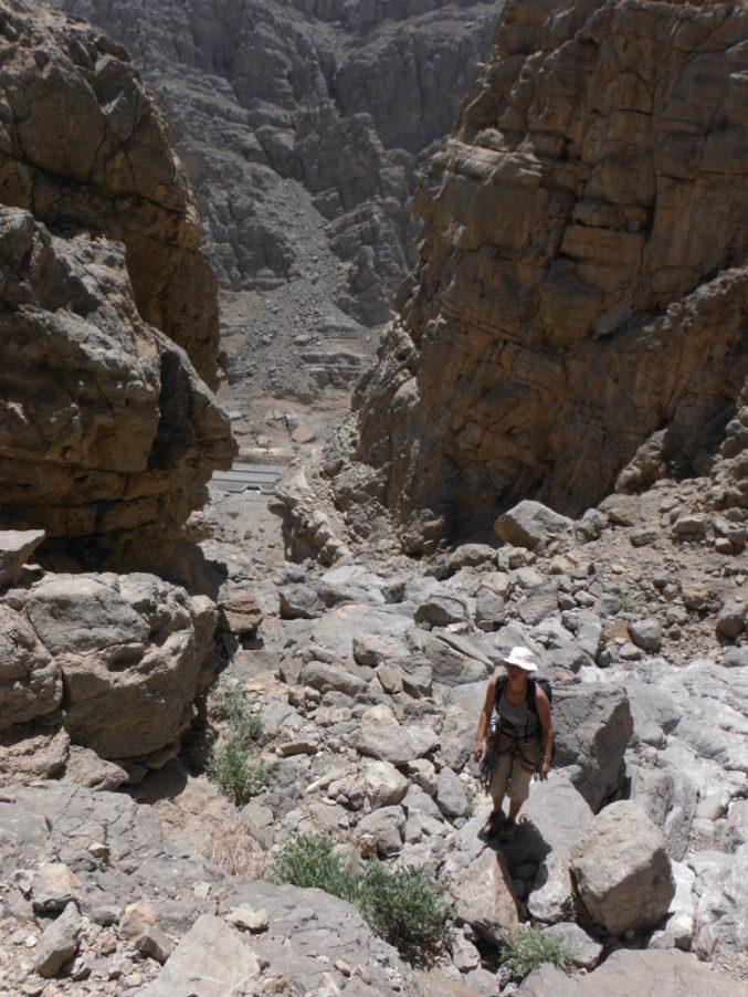 Wasat Canyon, Ras Al Khaimah 13