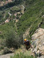 Via Alimera a la Codolosa, Montserrat, Espagne 10