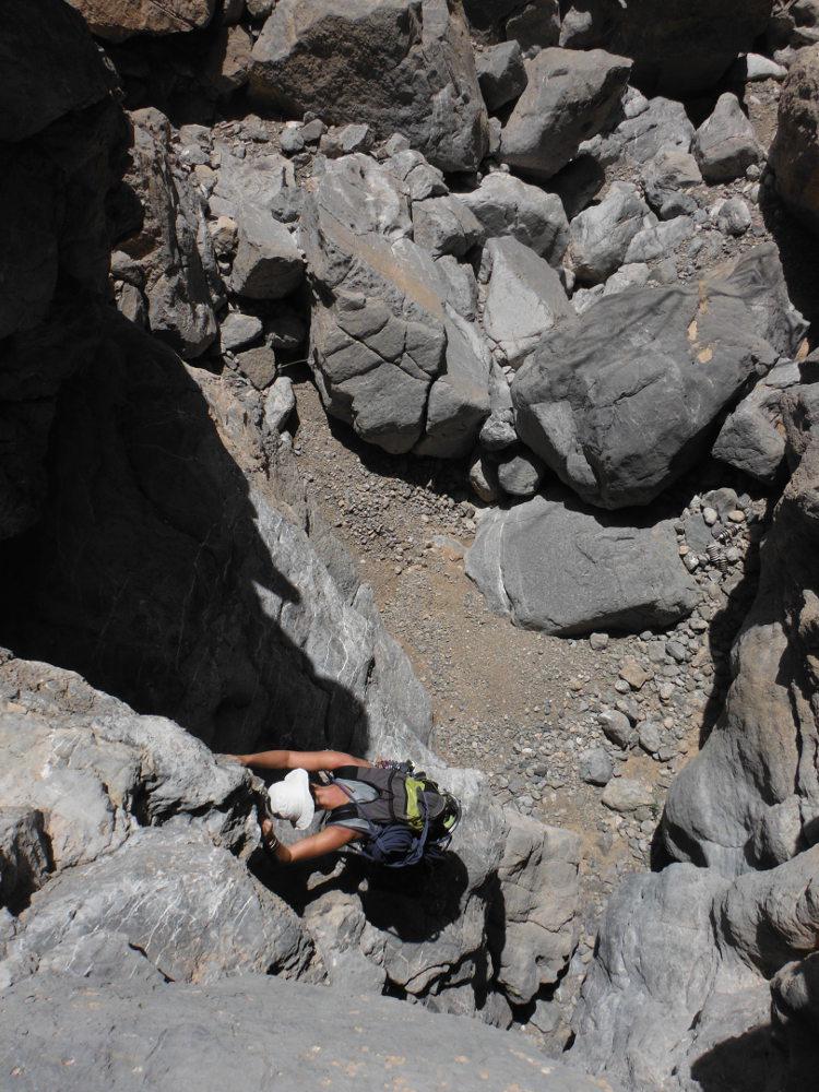 Wasat Canyon, Ras Al Khaimah 12