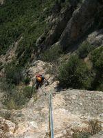 Via Alimera a la Codolosa, Montserrat, Espagne 11