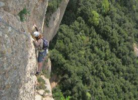 Ven-Suri-Ven a la Bandereta, Montserrat, Espagne 14