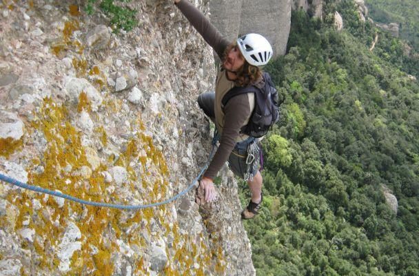 Ven-Suri-Ven a la Bandereta, Montserrat, Espagne 2