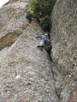 Ven-Suri-Ven a la Bandereta, Montserrat, Espagne 16
