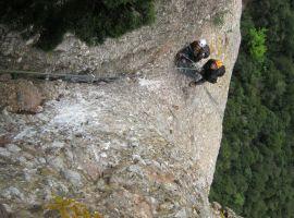 Ven-Suri-Ven a la Bandereta, Montserrat, Espagne 15
