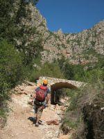 Via Alimera a la Codolosa, Montserrat, Espagne 1