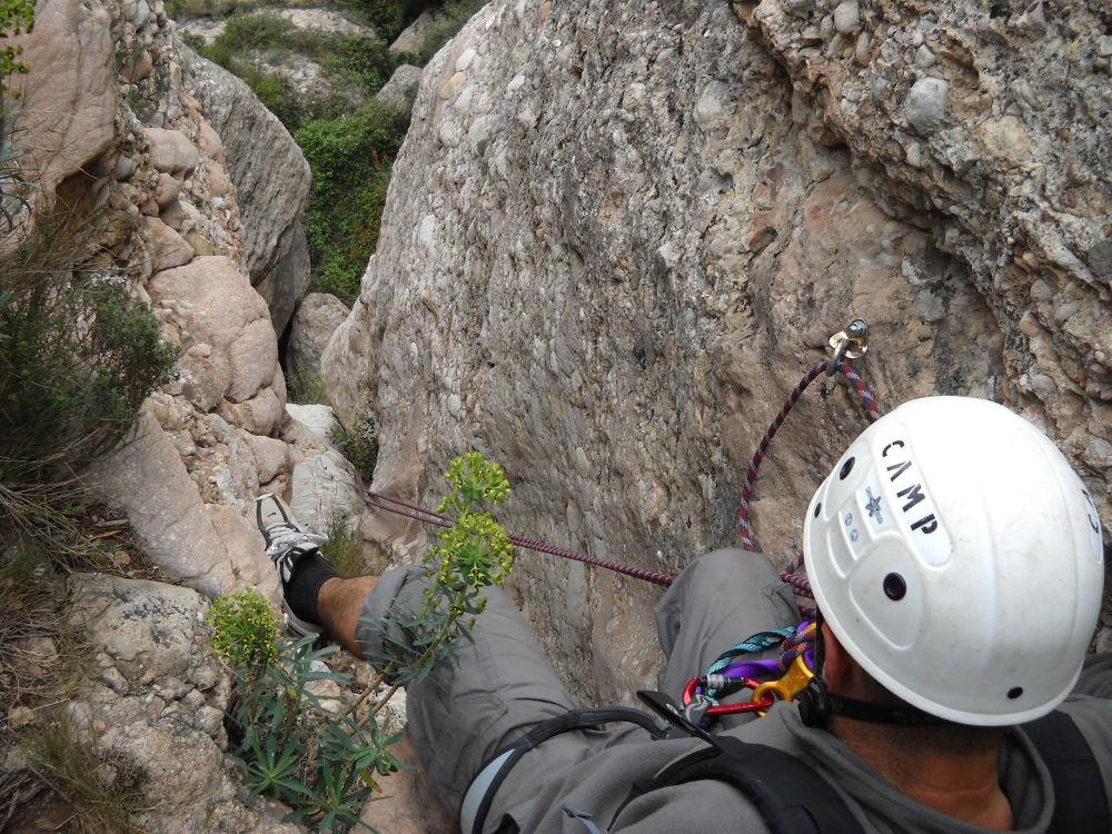 Torrent del Lloro, Montserrat 11