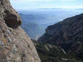 Via Normal a la Momieta, Montserrat, Espagne 11