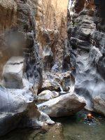 Snake Gorge Canyon, Jebel Akhdar 10