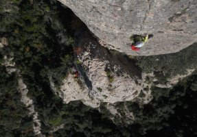 Esparraguera a la Roca Gris, Montserrat, Espagne 13