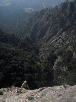 Esparraguera a la Roca Gris, Montserrat, Espagne 14