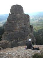G.A.M a la Portera Petita, Montserrat, Espagne 13