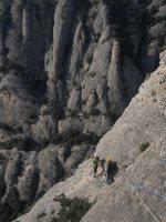 Esparraguera a la Roca Gris, Montserrat, Espagne 15