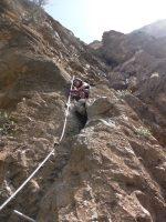 Ferrata du Jebel Shams, Jebel Akhdar 36