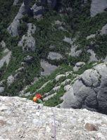 Gomez-Xalmet a la Prenyada, Montserrat, Espagne 15