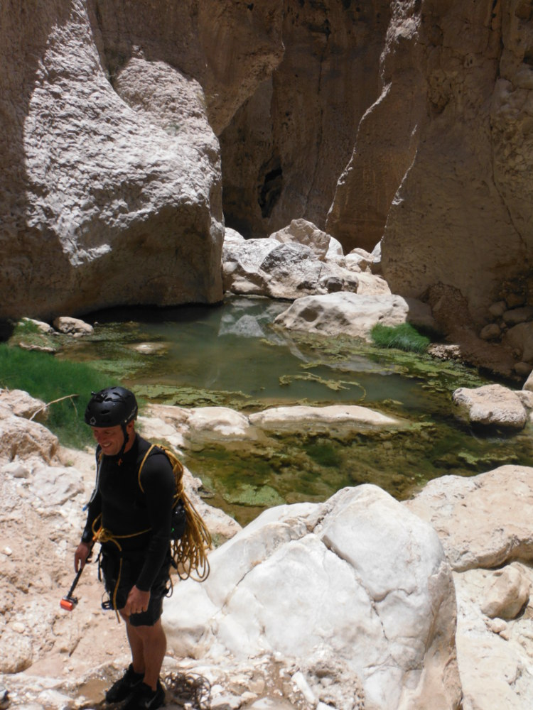 Wadi Ta'ab, Hajar Oriental 17