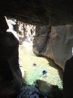 Snake Gorge Canyon, Jebel Akhdar 16