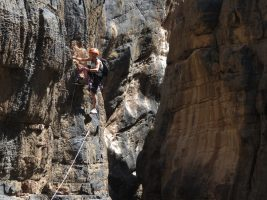 Snake canyon, Jebel Akhdar 32