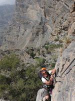 Ferrata du Jebel Shams, Jebel Akhdar 37