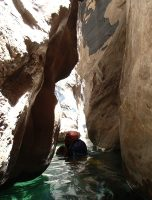 Snake Gorge Canyon, Jebel Akhdar 17