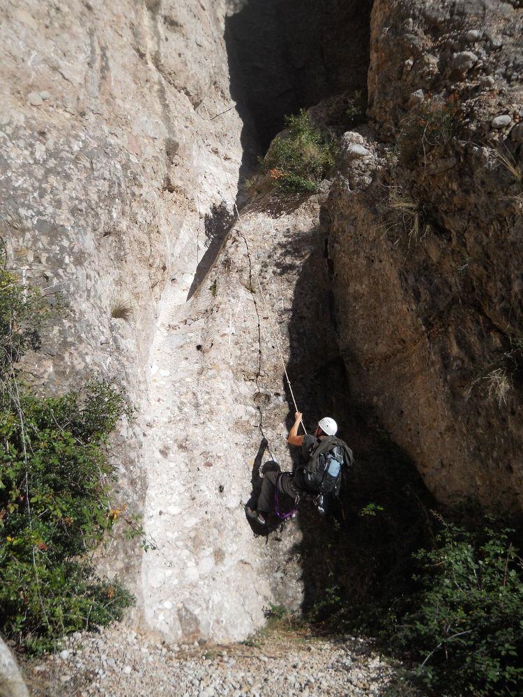 Torrent Fondo, Montserrat 19