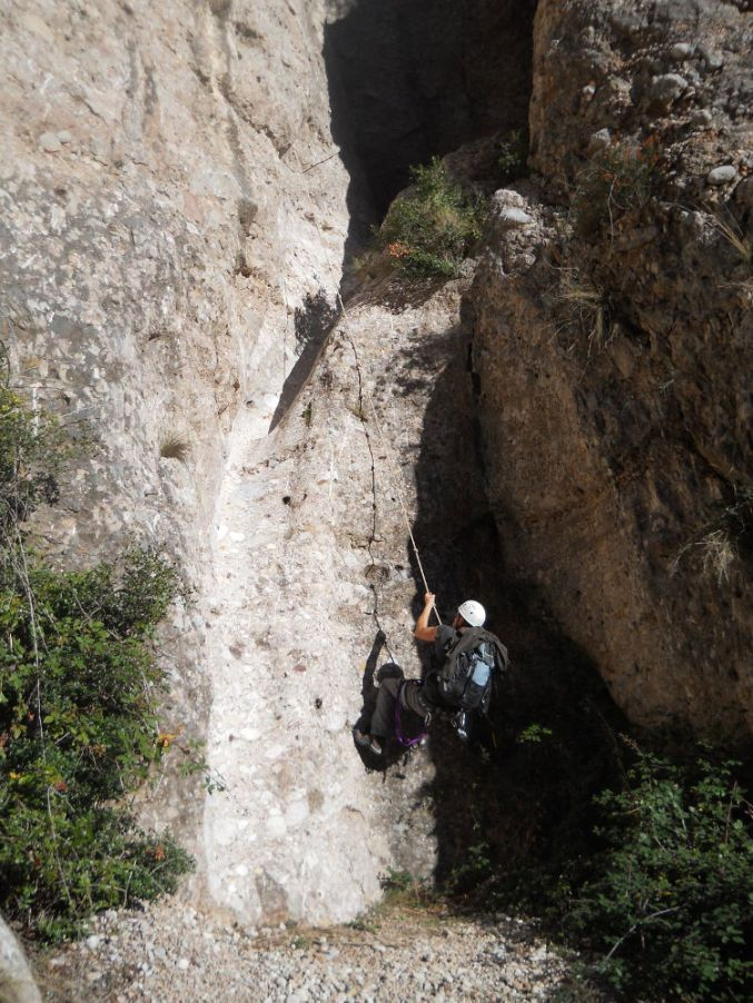 Torrent Fondo, Montserrat 21