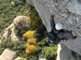 Via Iglesias-Casanovas a la Bessona Inferior, Montserrat, Espagne 18