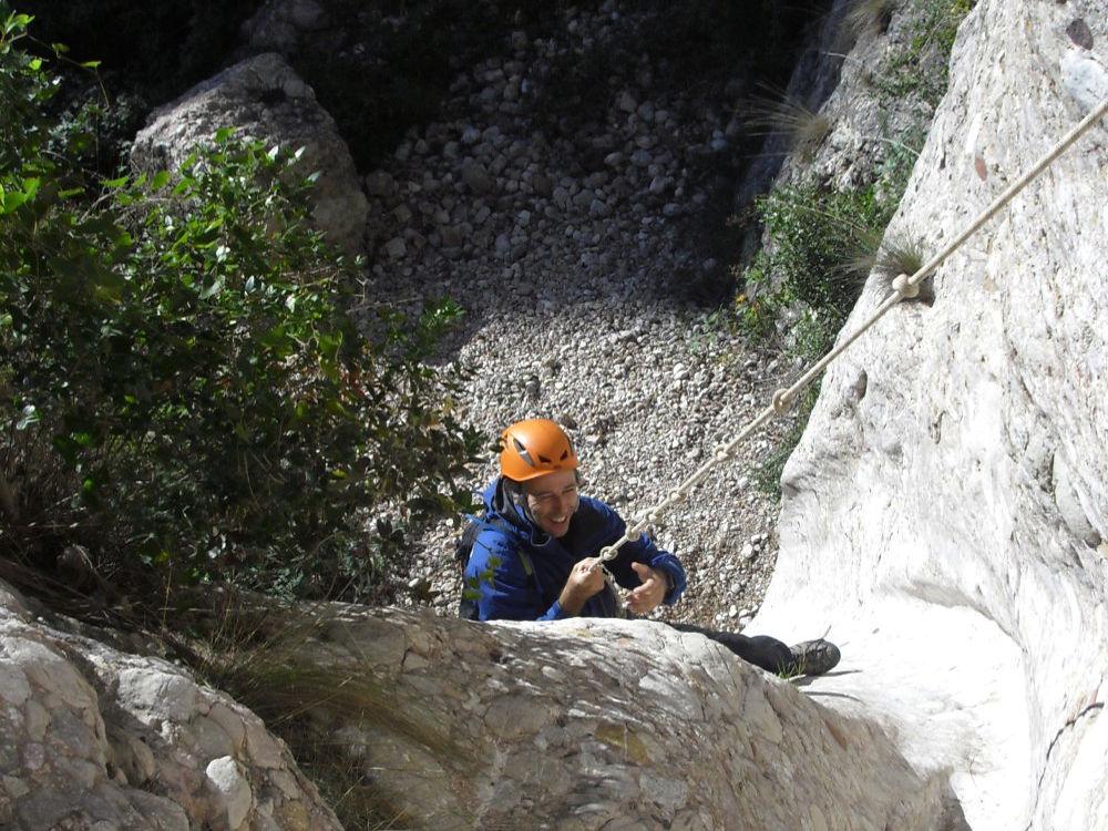 Torrent Fondo, Montserrat 20