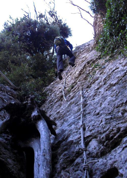 Canal de l'Artiga alta, Montserrat 3