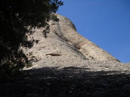 G.E.D.E à l'Elefant, Sant Benet, Montserrat, Espagne 1