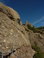 Bego-Miguel-Kush a Can Jorba, Montserrat, Espagne 20