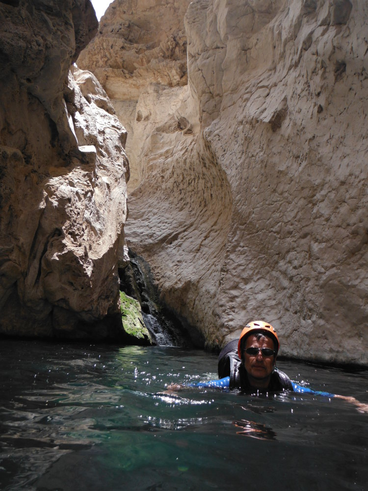 Wadi Ta'ab, Hajar Oriental 22