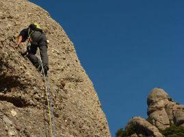 Bego-Miguel-Kush a Can Jorba, Montserrat, Espagne 21