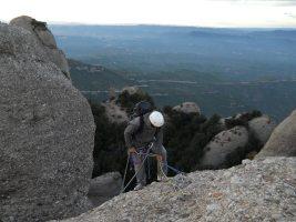 Via Iglesias-Casanovas a la Bessona Inferior, Montserrat, Espagne 24