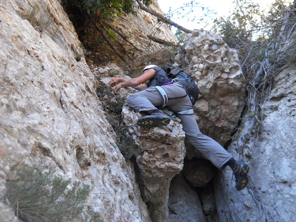 Torrent Fondo, Montserrat 26
