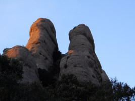 Via Iglesias-Casanovas a la Bessona Inferior, Montserrat, Espagne 25
