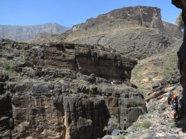 Snake canyon, Jebel Akhdar 42