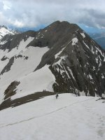 Pico Posets por la Cresta Espadas, Benasque, Aragon, Espagne 26