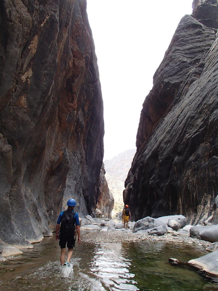 Snake Gorge Canyon, Jebel Akhdar 30