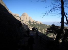 Les Sargantanes a la Gorra Marinera, Montserrat, Espagne 2