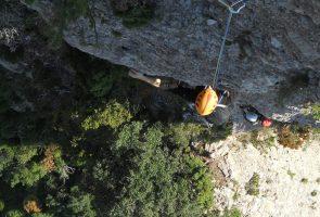Esparraguera a la Roca Gris, Montserrat, Espagne 3