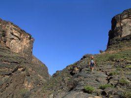 Snake Canyon, Jebel Akhdar 17