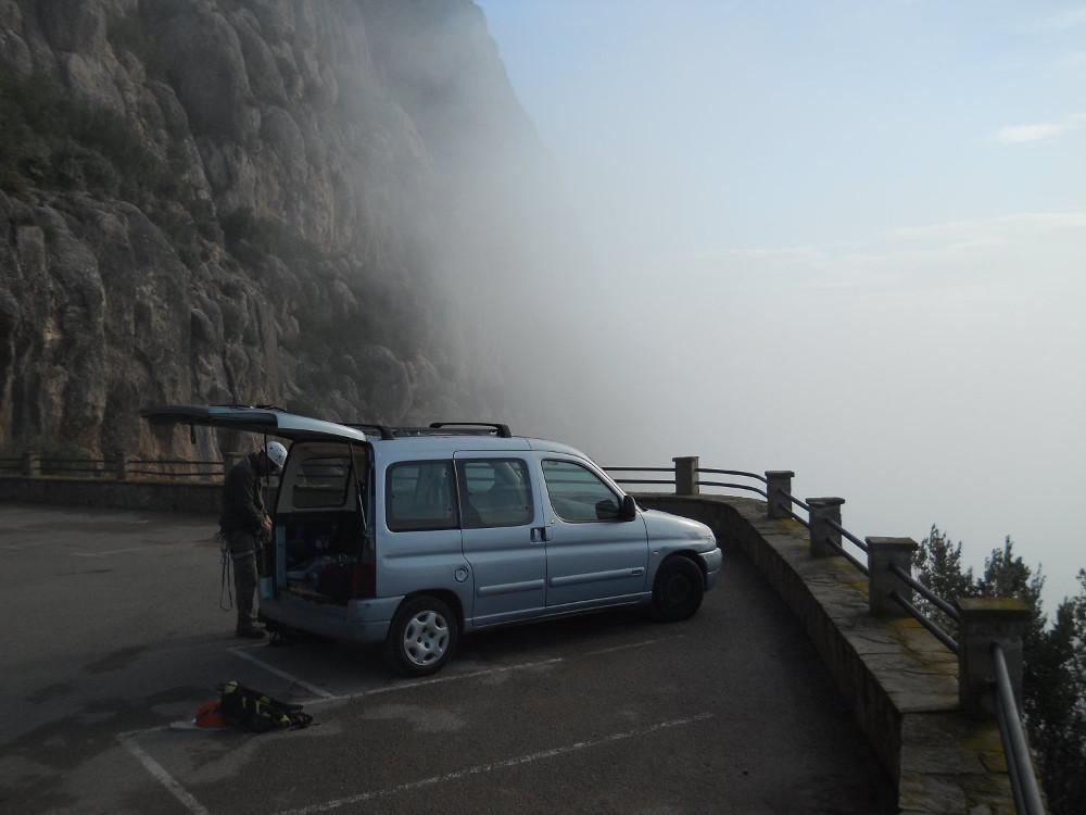 Torrent Fondo, Montserrat 4