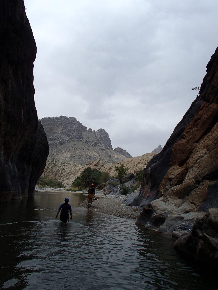 Snake Gorge Canyon, Jebel Akhdar 31